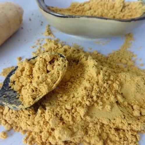 Certified Organic Ginger Powder, 4 oz