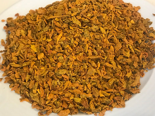 Timeless Turmeric Root, Organic, Dried (Cut & Chipped) 1 lb 6 Oz