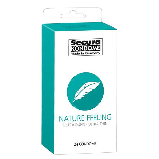 Secura Kondome Nature Feeling Ultra Thin 12 & 24 pack