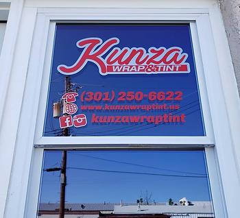 Kunza Wrap & Tint