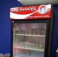 Custom Refrigerator Label