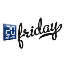 20 minuten Friday