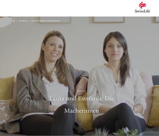 Swiss Life blog - Life stories