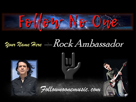 Rock Ambassador