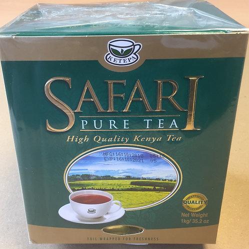Safari 1kg Loose Tea