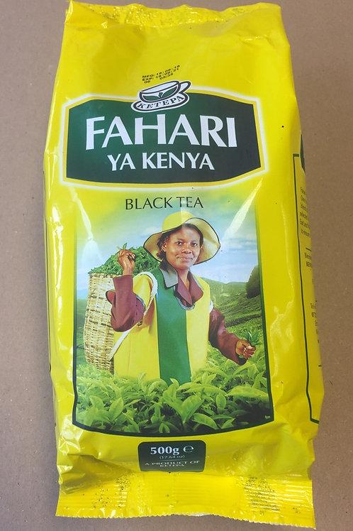 Fahari Kenya 500g loose Tea