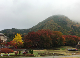 2018富士河口湖紅葉まつり開催中です。