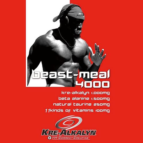 BEAST-MEAL4000 (30pack)