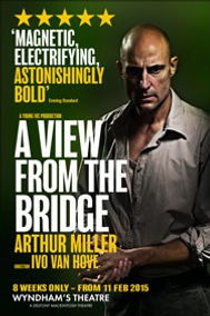 A View From The Bridge Young Vic Wyndham's Theatre