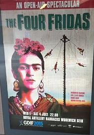 Four Fridas