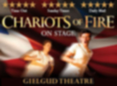 Chariots of Fire Gielgud Theatre Hampstead Theatre