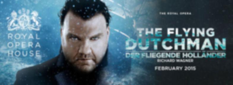 The Flying Dutchman ROH Der Fliegende Hollander
