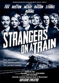 Stangers On A Train Gielgud