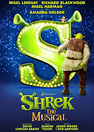 Shrek The Musical Drury Lane