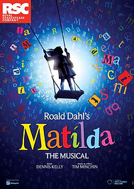 Matilda The Musical RSC Roald Dahl