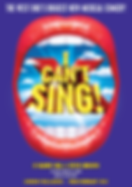 I Can't Sing Harry Hill Steve Brown Palladium