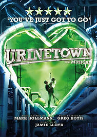 Urine Town The National NT