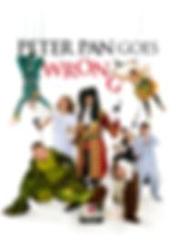 Peter Pan Goes Wrong Tour