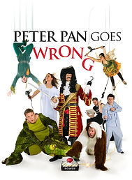 Peter Pan Goes Wrong Tour