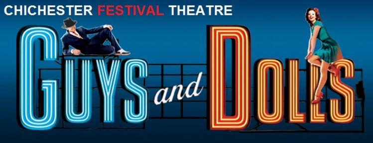Guys & Dolls Chichester Festival Theatre