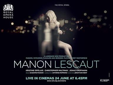 Manon Lescaut ROH