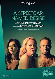 A Streetcar Named Desire Young Vic