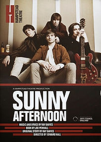 Sunny Afternoon Hampstead Theatre