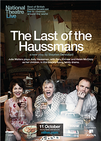 The Last Of The Haussmans National NT