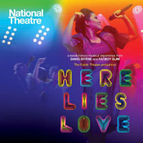 Here Lies Love National Theatre NT