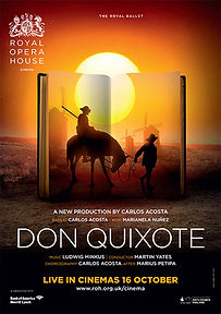 Don Quixote ROH