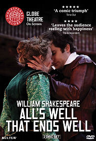 Shakespeare Globe All's Well That Ends Well