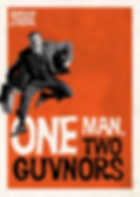 One Man Two Guvnors National NT