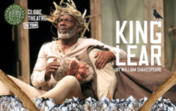 Shakespear's Globe King Lear Tour