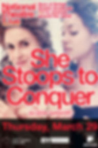 She Stoops To Conquer National Theatre NT