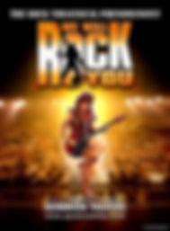 We Will Rock You Dominion Theatre