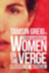 Women on the Verge of a Nervous Breakdown the Musical Tamsin Greig
