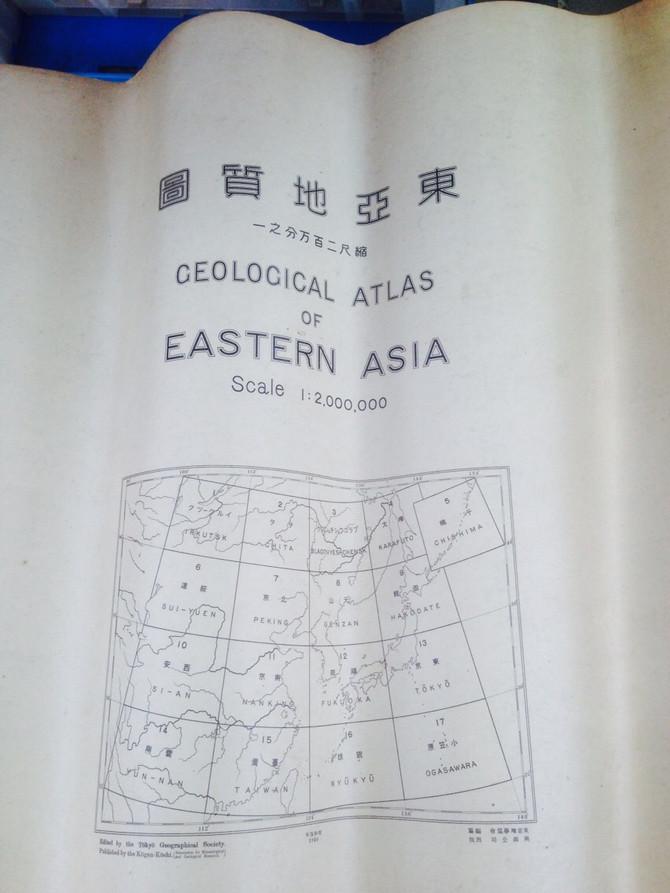 戦前の古地図