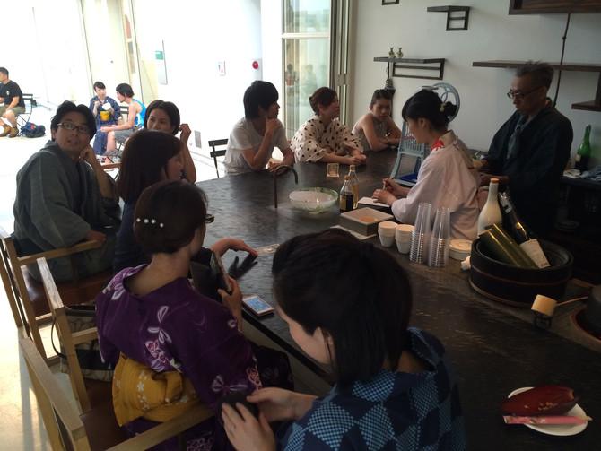 日本伝統食文化協会主催 大人のかき氷の会に参加しました!