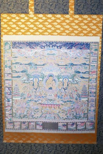 曼荼羅と宇宙、何処から観る?