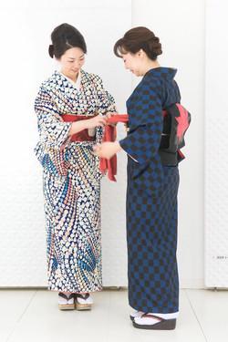 【受講生募集!】古美道サロン 熊谷香織先生のお着物着付け教室開講のご案内