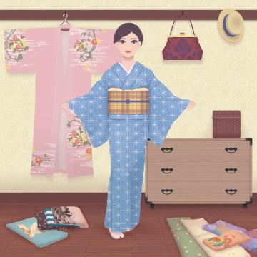 着物アプリ!