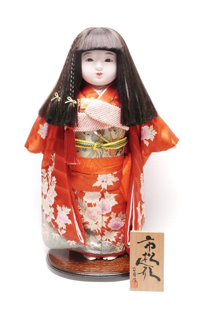 市松人形の話