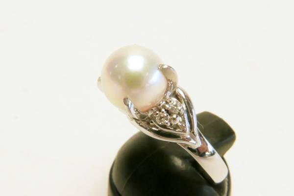 東京都杉並区のお客様から、金やプラチナの真珠のリングや珊瑚のリング等たくさんのジュエリーをお買取させていただきました。
