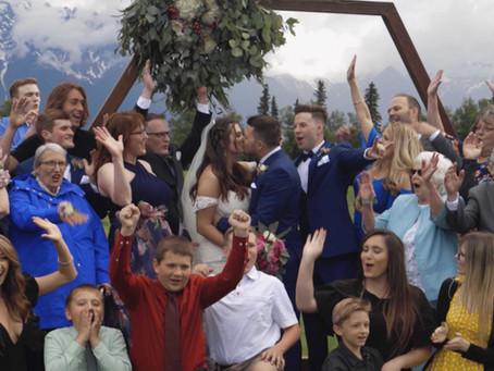 Alaskan Destination Wedding