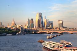 Waterloo Bridge view