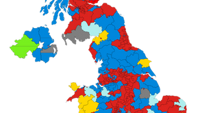 Boundary changes – Good for Tories, really bad for Labour