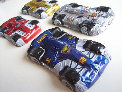 Storz Chocolate Racing Car