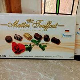 Chocolate Praline Box 400g