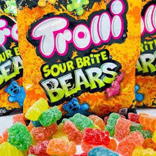 Trolli Sour Brite Bears 150g