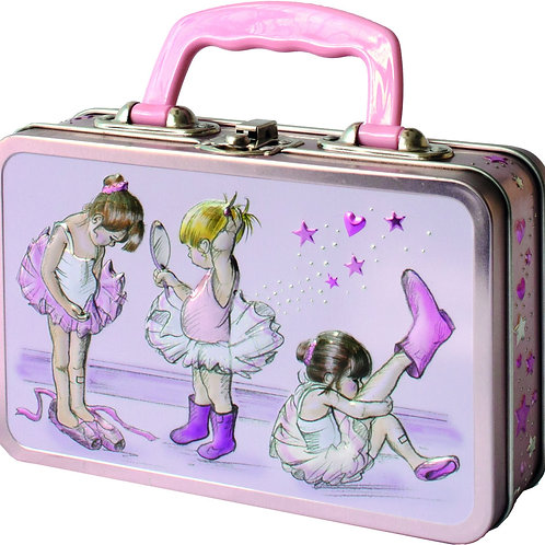Born to Dance Handbag Tin filled with Jelly Beans 200g